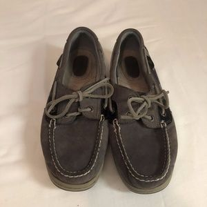 Sperry Top-Sider Womens Slip On Boat Loafers Shoes